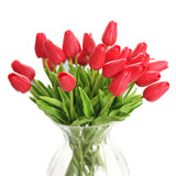 ARTIFICIAL FLOWERS - 10PCS - 5 COLOURS TO CHOOSE - TULIP - Hey Magento