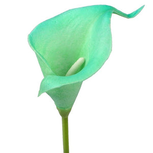 ARTIFICIAL FLOWERS - 2PCS LOT - 7 COLOURS CALLA LILY - Hey Magento