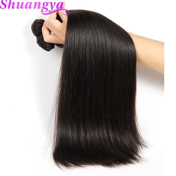 INDIAN STRAIGHT NON REMY HAIR 100% WEAVE - 8 - 28 INCH NATURAL COLOUR - Hey Magento