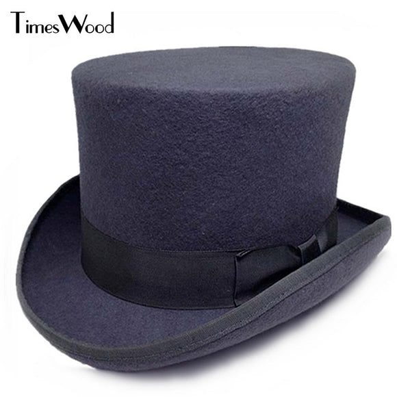 TOP HAT 13.5CM VINTAGE - 4 SIZES - 3 COLOURS - Hey Magento