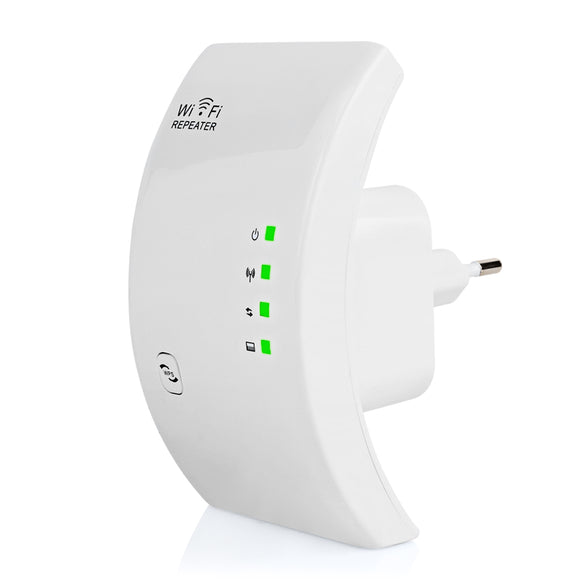 WIRELESS WIFI REPEATER 300MPS ANTENNA WIFI EXTENDER