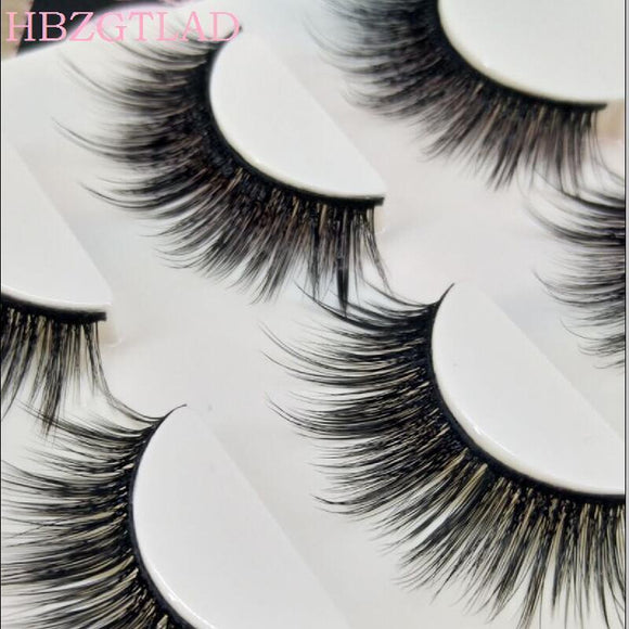 HANDMADE THICK FALSE EYELASHES - Hey Magento