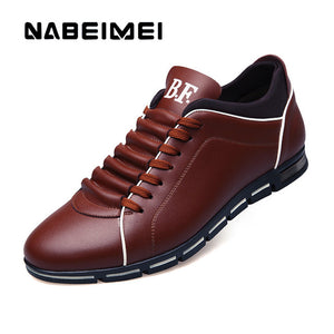 LEATHER DERBY FASHION LACE UP SHOES - 7 COLOUR CHOICE - 8 SIZE CHOICE