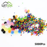 CRYSTAL SOIL WATER BEADS - 5000 PCS - Hey Magento