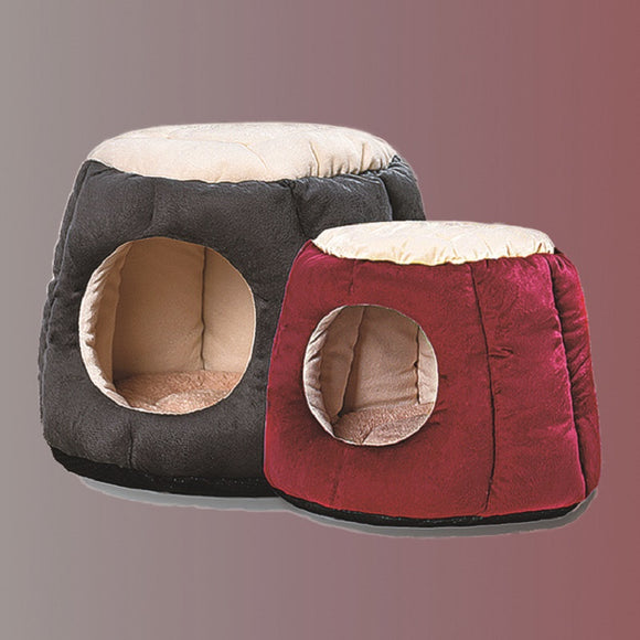 ROUND NEST STYLE CAT DOG HOUSE - Hey Magento