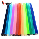 SYNTHETIC HAIR EXTENSIONS WITH CLIPS HEAT RESISTANT HAIR EXTENSIONS 12G - 57 COLOURS - Hey Magento