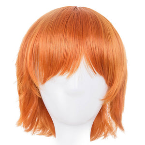 SHORT FIBER WAVY COSPLAY WIG - 7 COLOURS - Hey Magento
