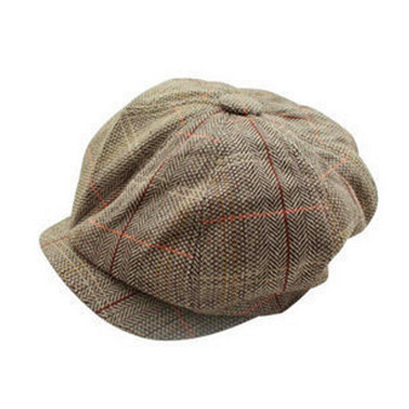 TWEED GATSBY - 2 COLOURS