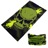 SELECTION OF BANDANA DESIGNS - 31 COLORS