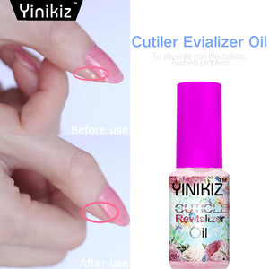 8ML NAIL CUTICLE OIL GEL POLISH NUTRITION OIL MANICURE TREATMENT - Hey Magento
