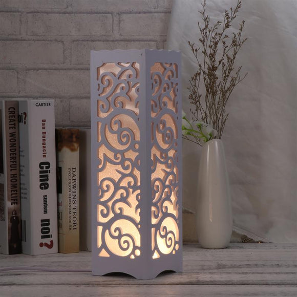 CREATIVE HOLLOW CARVED BEDROOM LIGHT - Hey Magento