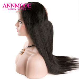 PREPLUCKED MALAYSIAN STRAIGHT HAIR 360 FULL FRONTAL CLOSURE - 120% DENSITY - Hey Magento