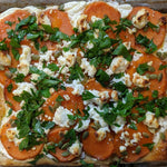 Sweet Potato Galette (Serves 4+)