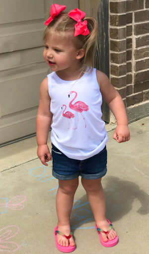 Flamingo Tank Top