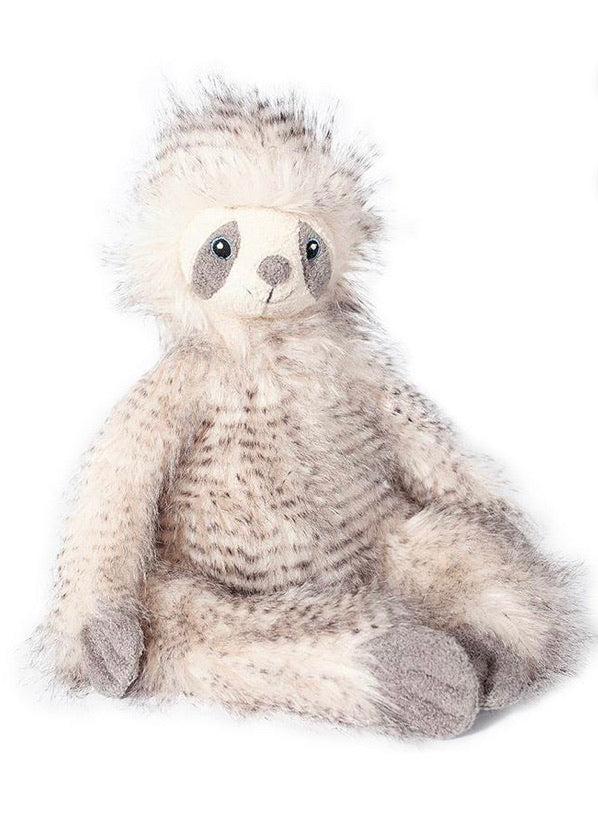 Simon Sloth Luxe Fur Plush Toy