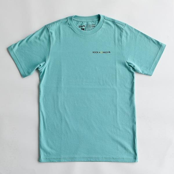 Limited Edition Jerry Can Tee - Short Sleeve - Teal-Tees-Rock Monkey Outfitters