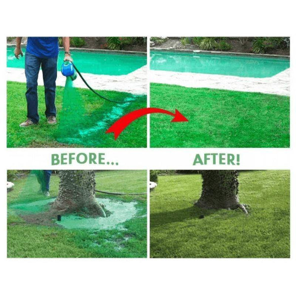 Liquid Lawn System **40% OFF + FREE WorldWide Shipping TODAY ONLY!!** - SMART VOSS