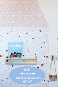 DIY jolie maison en collaboration avec ADzif