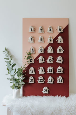 10 advent calendar diy