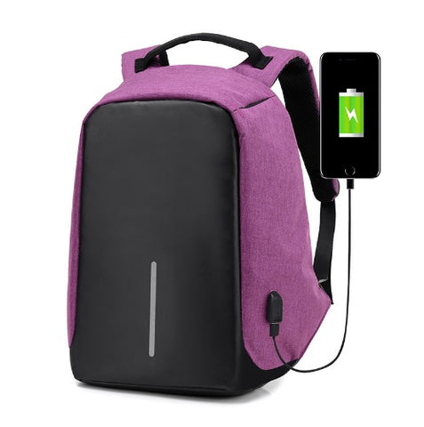 Anti theft Waterproof Back Pack