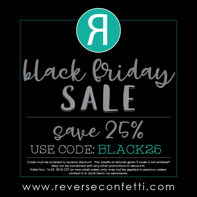 BLACK FRIDAY STARTS TODAY + SYS INSPIRATION