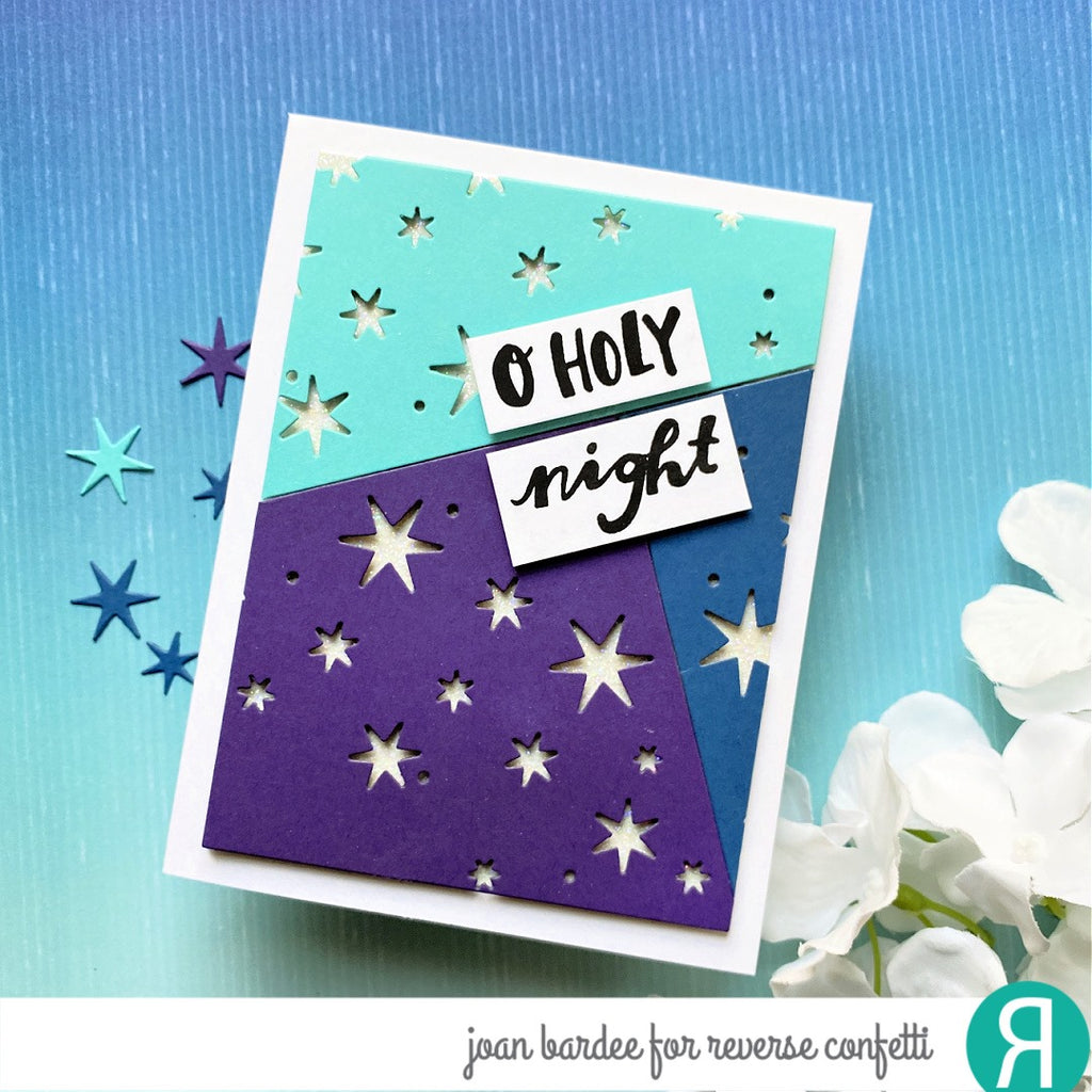 Starstruck Cover Panel Confetti Cuts
