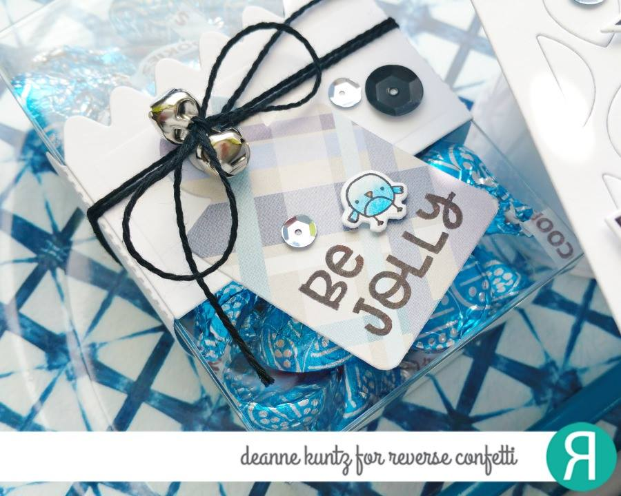 Tag Duo Confetti Cuts