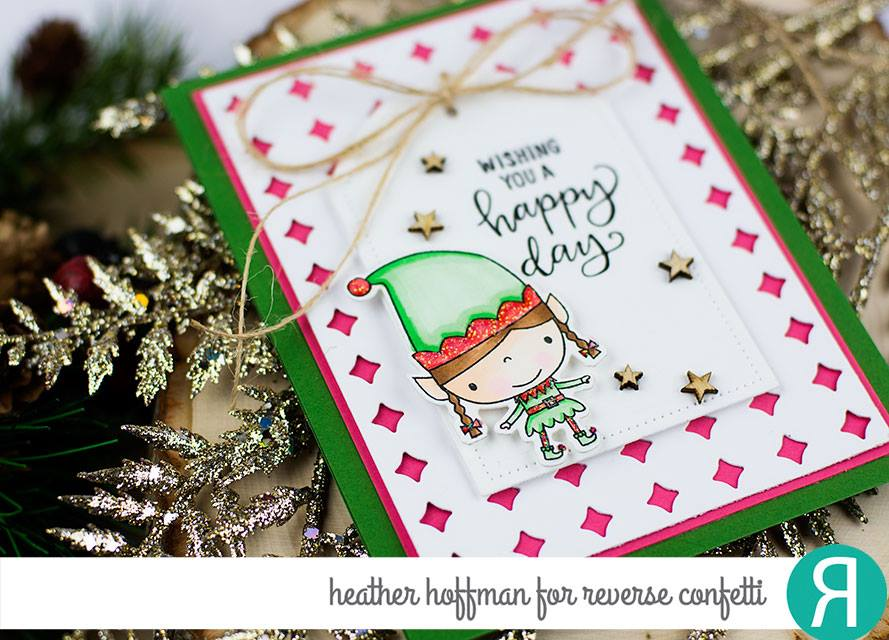 Christmas Cheer Confetti Cuts
