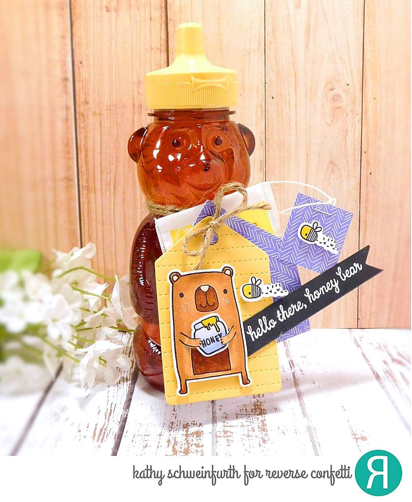Honey Bear Confetti Cuts