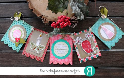 Scalloped Bag & Tags Creator Confetti Cuts