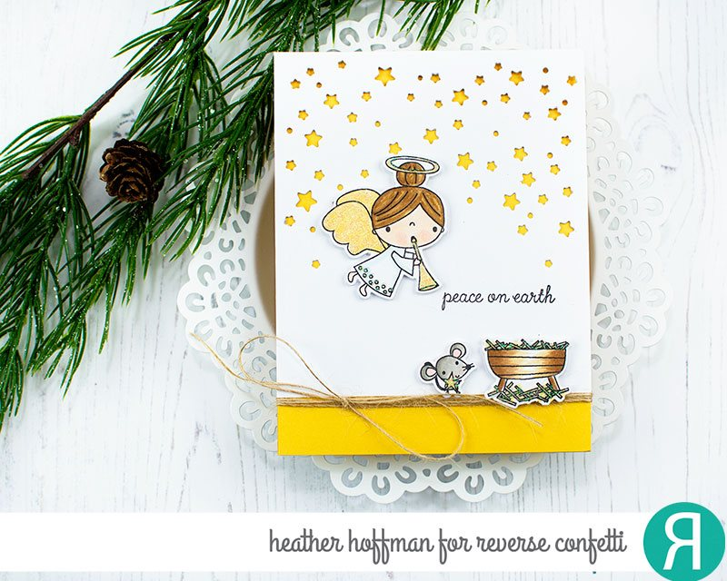 Joyous Holiday Confetti Cuts