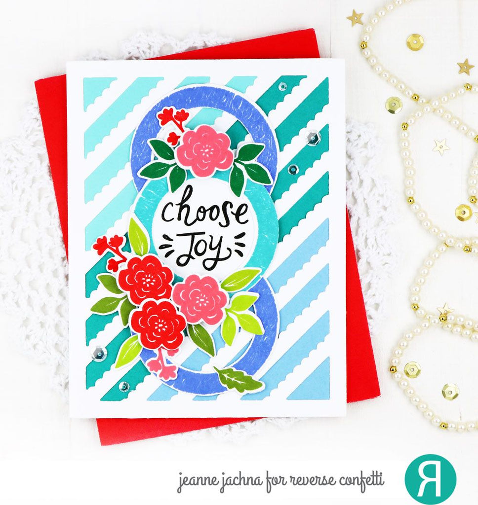 Choose Joy Confetti Cuts