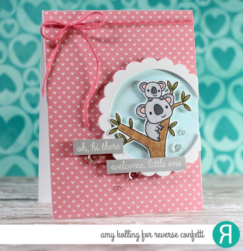 Bear Hugs Confetti Cuts