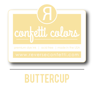 Buttercup Dye Ink Pad