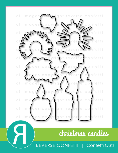 Christmas Candles CC