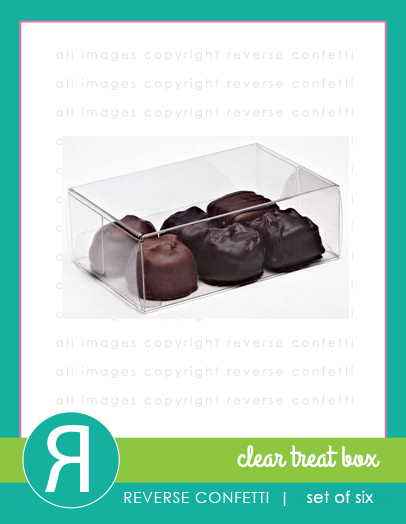 Clear Treat Box