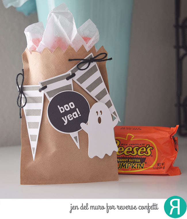 Bag & Tags Creator Confetti Cuts