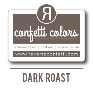 Dark Roast Dye Ink Pad