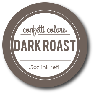 Dark Roast Dye Re-Inker