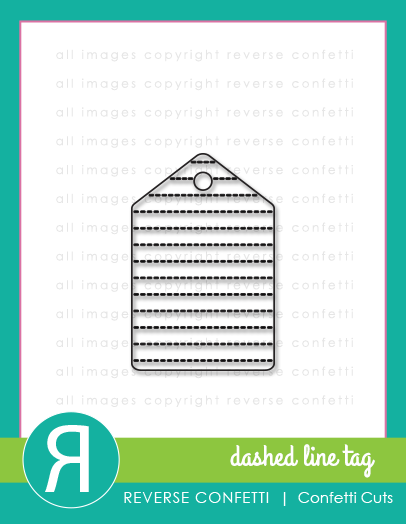 Dashed Line Tag