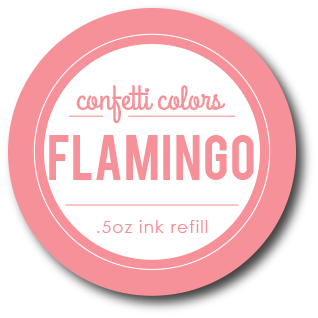 Flamingo Dye Re-Inker