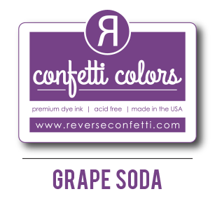 Grape Soda Dye Ink Pad