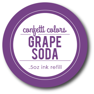 Grape Soda Dye Re-Inker