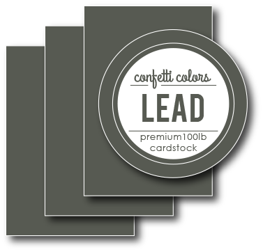 Lead Cardstock