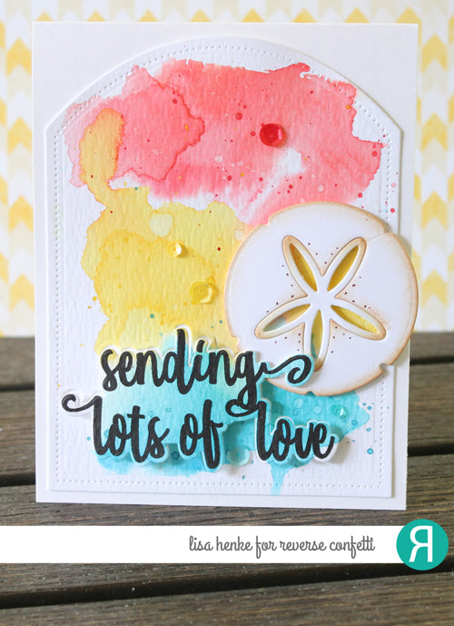 Sentiment Essentials Confetti Cuts