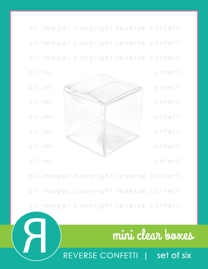 Mini Clear Box