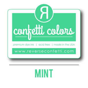 Mint Dye Ink Pad