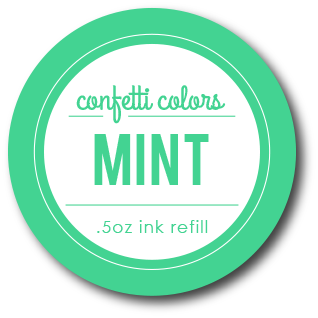 Mint Dye Re-Inker