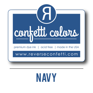 Navy Dye Ink Pad