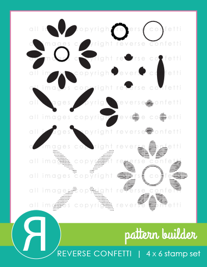 Pattern Builder Stamp Set